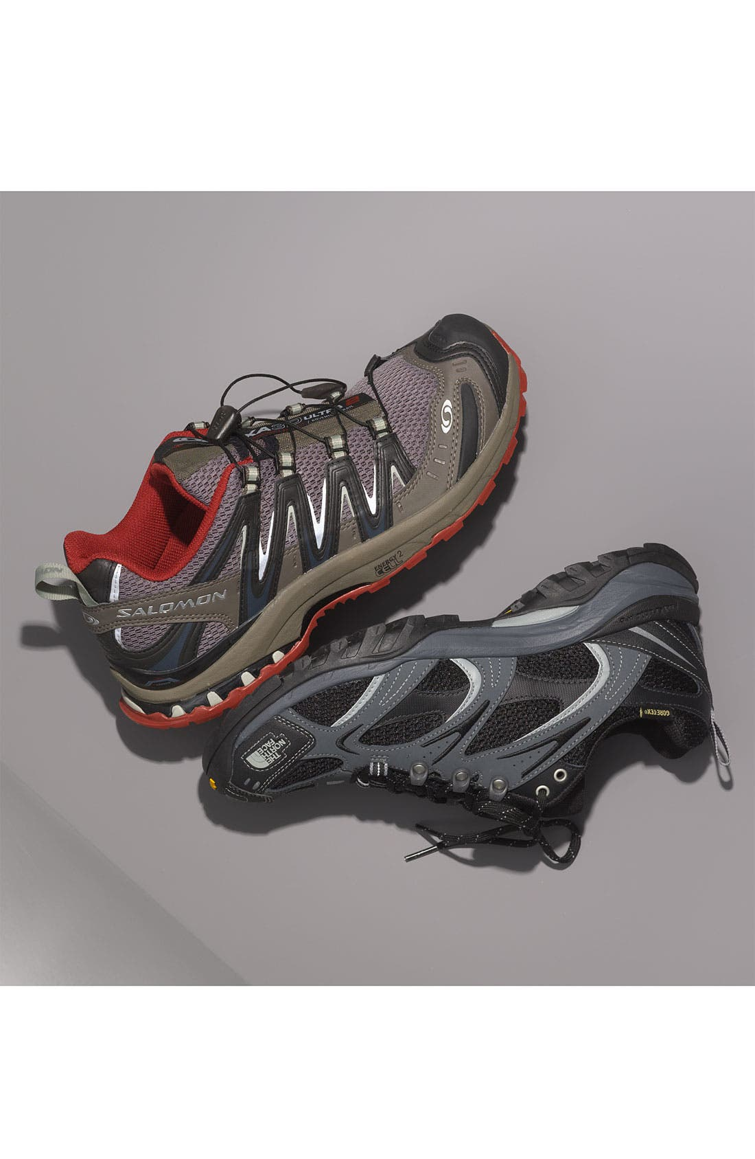 Alternate Image 5  - Salomon 'XA Pro 3D' Running Shoe (Men)