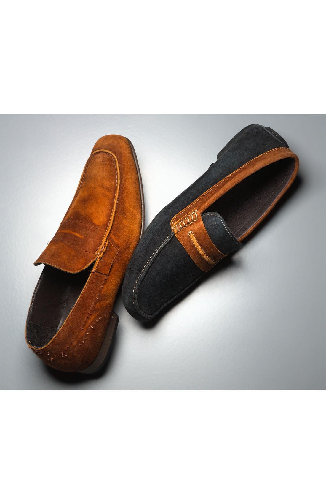 Alternate Image 5  - Donald J Pliner 'Virge' Leather Loafer