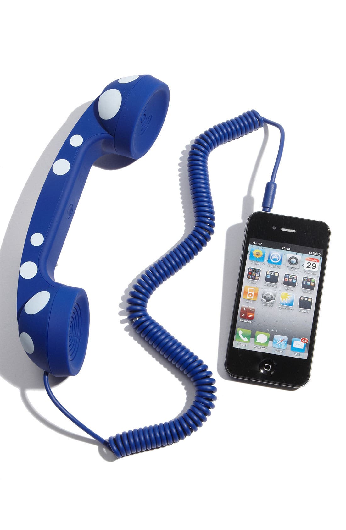 Alternate Image 1 Selected - Native Union 'Polka Dot Pop Phone' Handset (Nordstrom Exclusive)