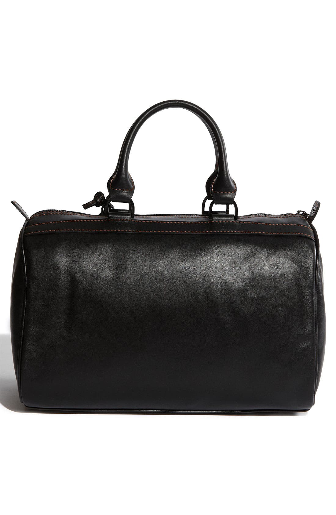 Alternate Image 4  - Longchamp 'Au Sultan' Leather Satchel