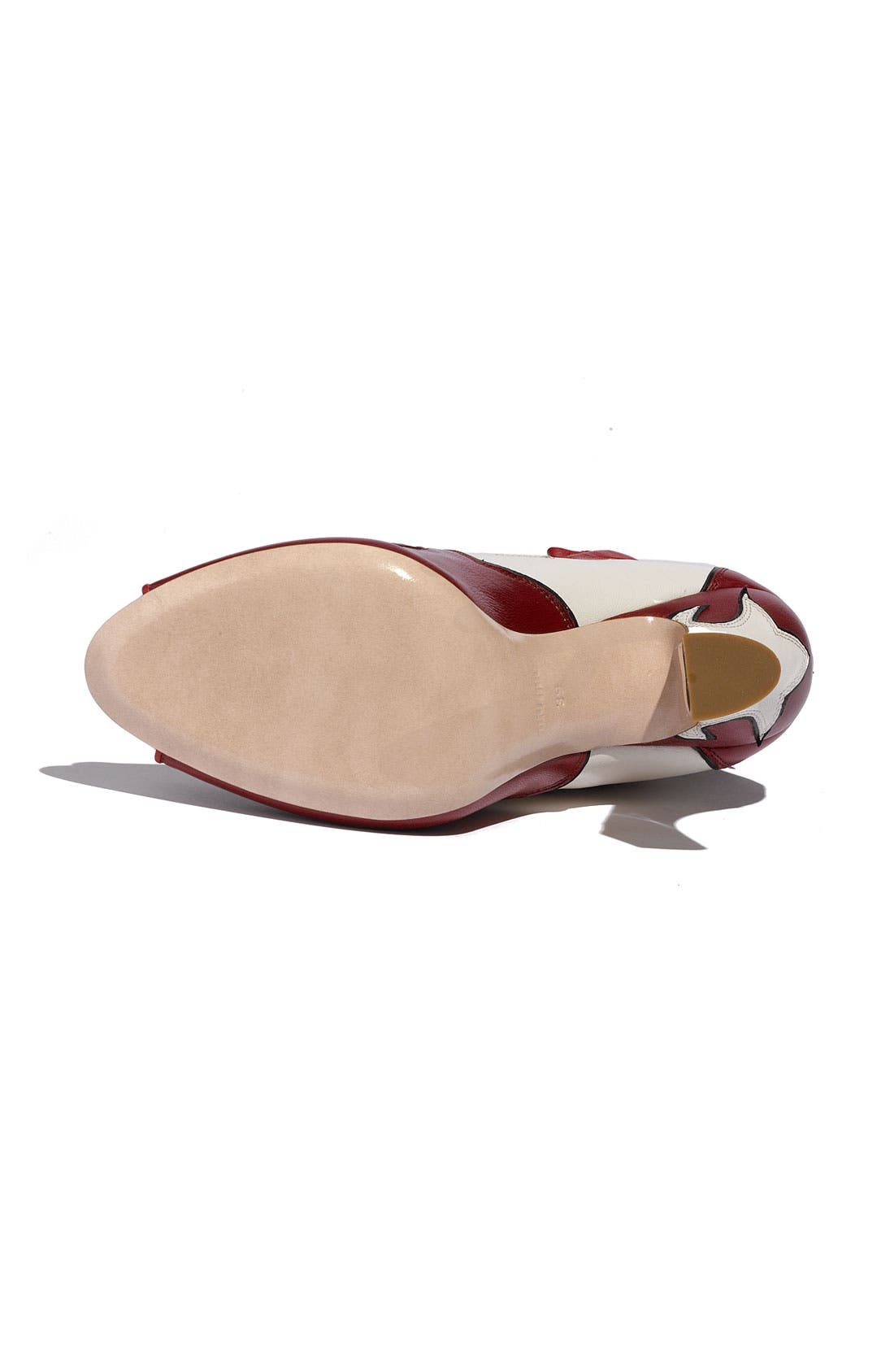 Alternate Image 4  - Miu Miu 'Flower' Short Boot