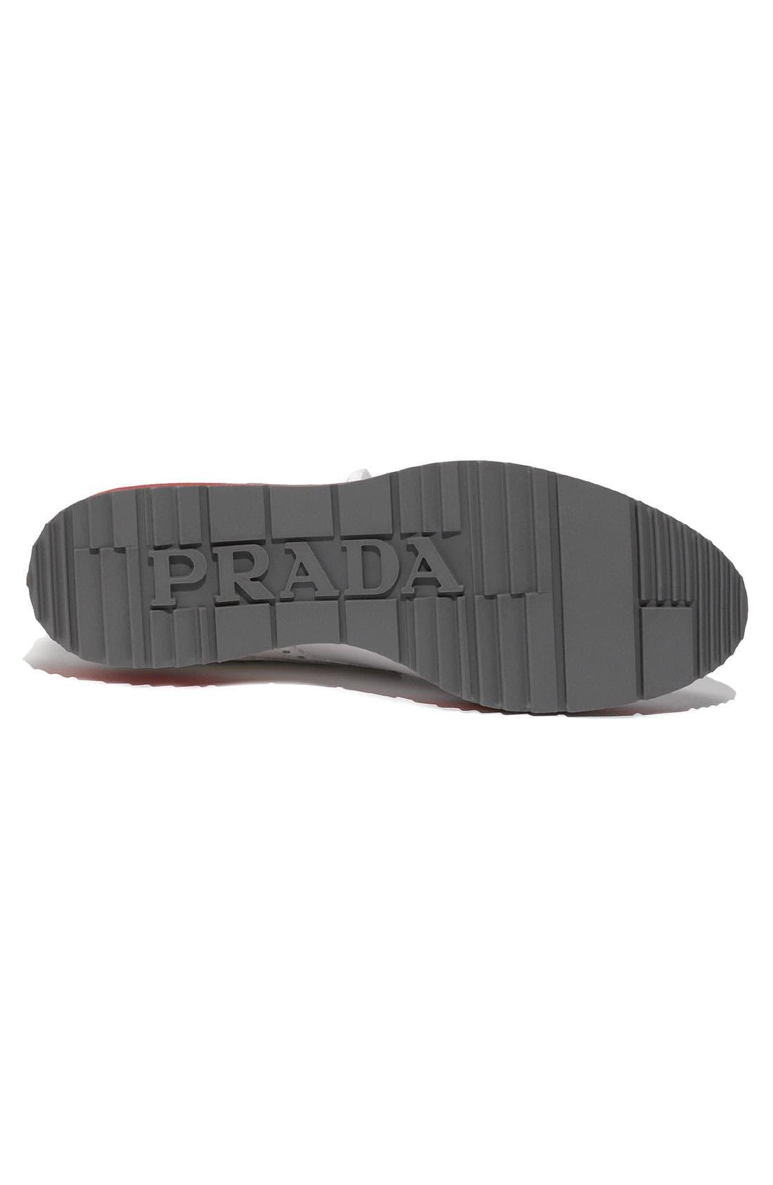 Alternate Image 4  - Prada Lace-Up Oxford