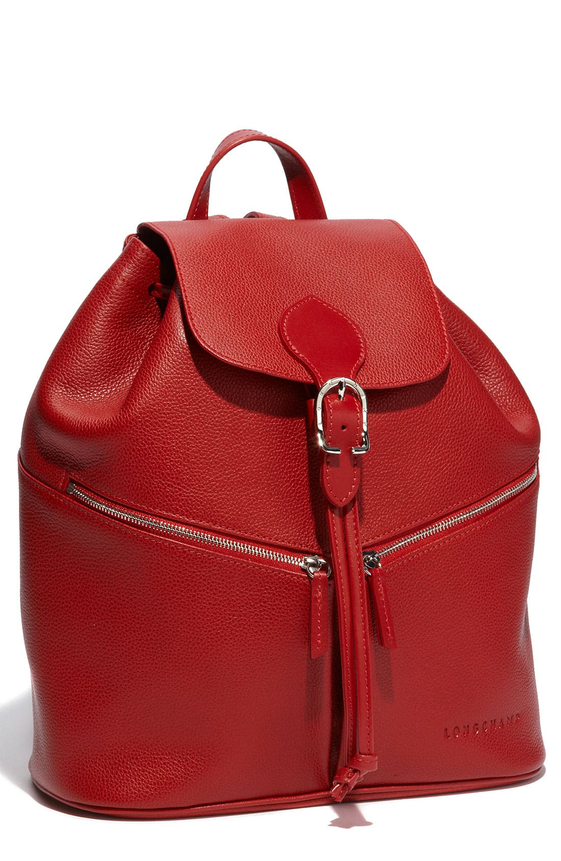 Main Image - Longchamp Leather Backpack