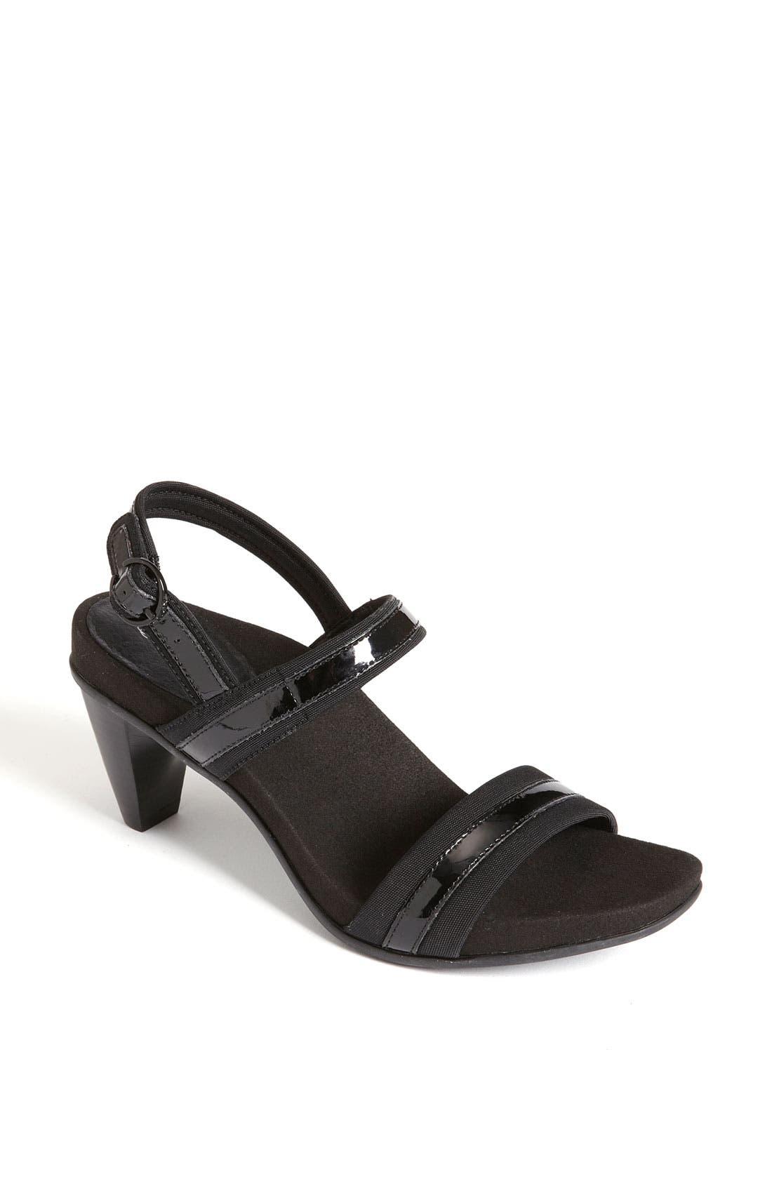 Alternate Image 1 Selected - Aetrex 'Kate' Sandal