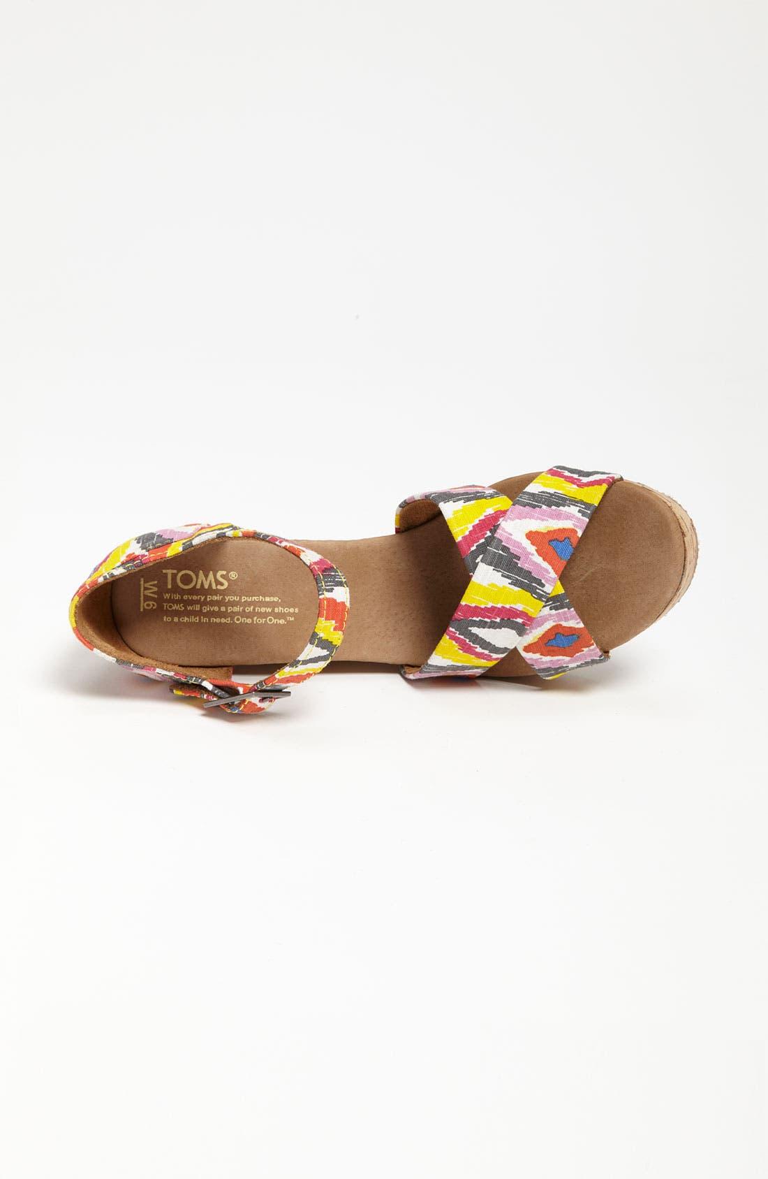 Alternate Image 3  - TOMS 'Cenna' Sandal
