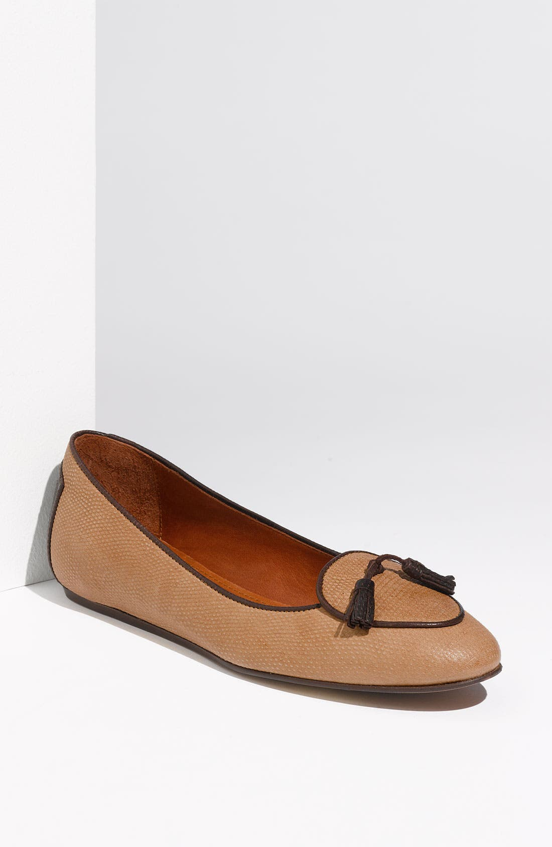 Alternate Image 1 Selected - Lanvin Tassel Loafer Ballerina Flat