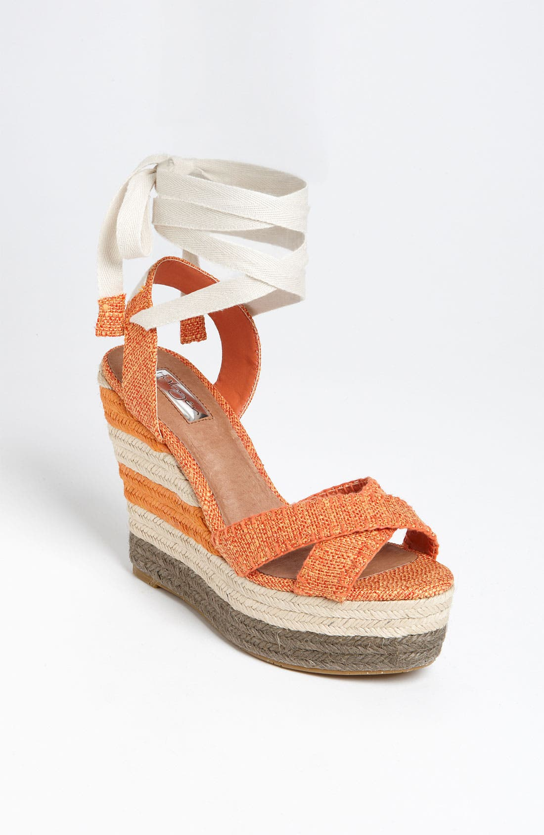 Alternate Image 1 Selected - HALOGEN SUNSET ROPE WEDGE ESPADRILLE