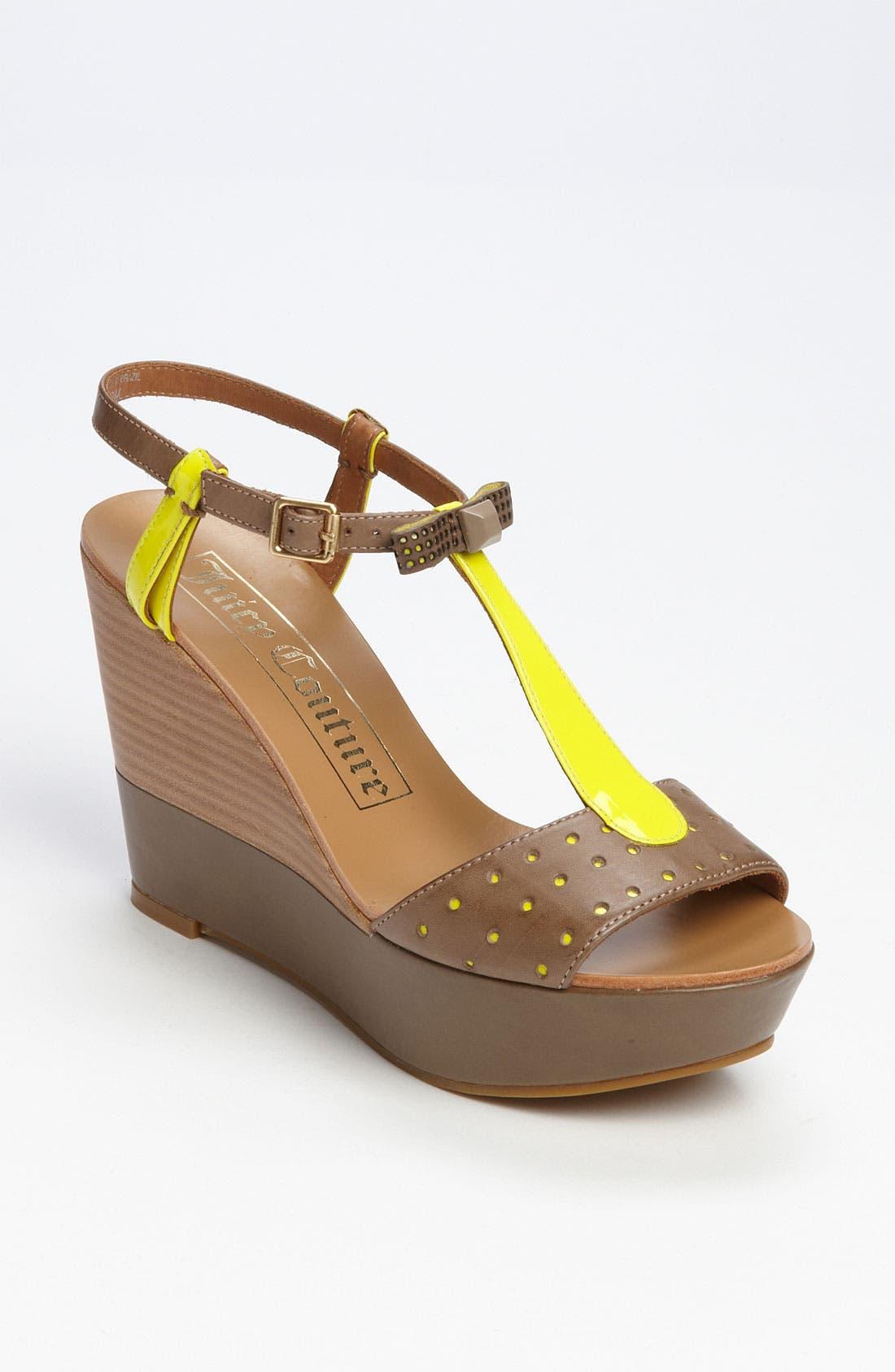 Alternate Image 1 Selected - Juicy Couture 'Kati' Sandal
