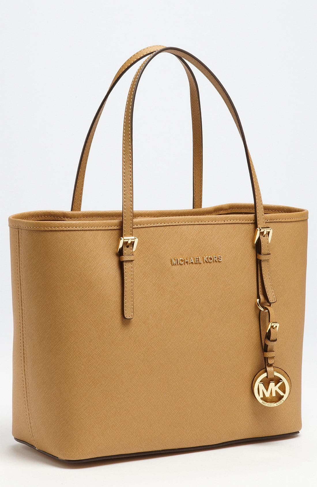 Alternate Image 1 Selected - MICHAEL Michael Kors 'Jet Set - Small' Travel Tote