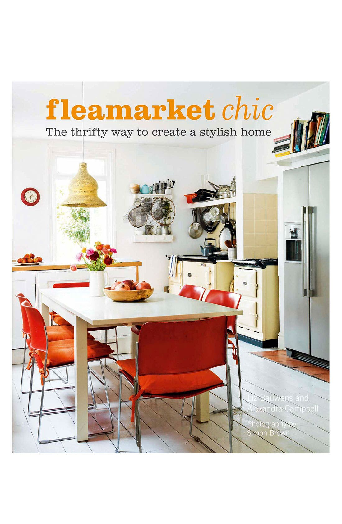 Alternate Image 1 Selected - 'Fleamarket Chic' Interior Design Book