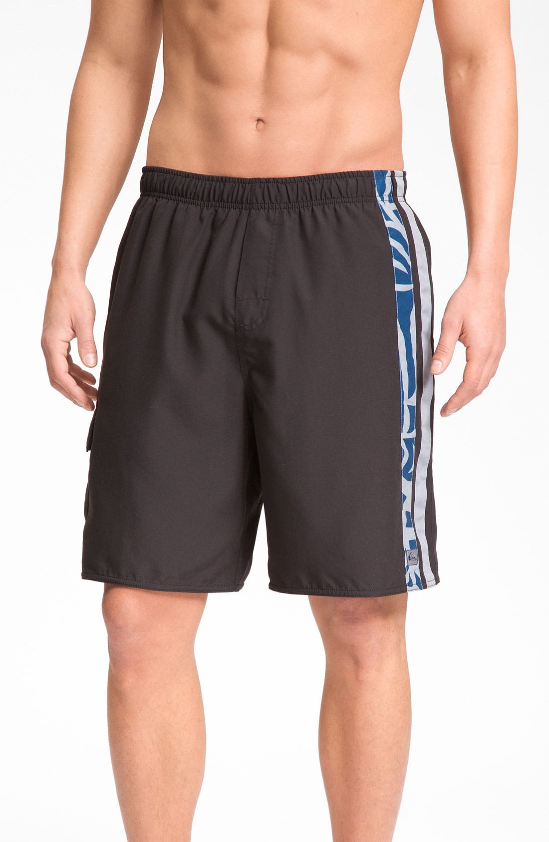 Main Image - Quiksilver Waterman Collection 'Avalanche' Swim Trunks
