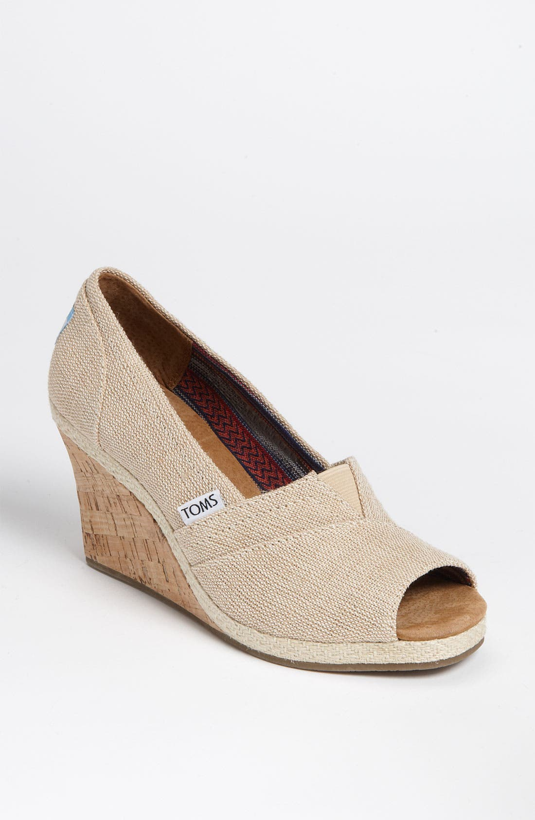 Alternate Image 1 Selected - TOMS 'Amery' Wedge