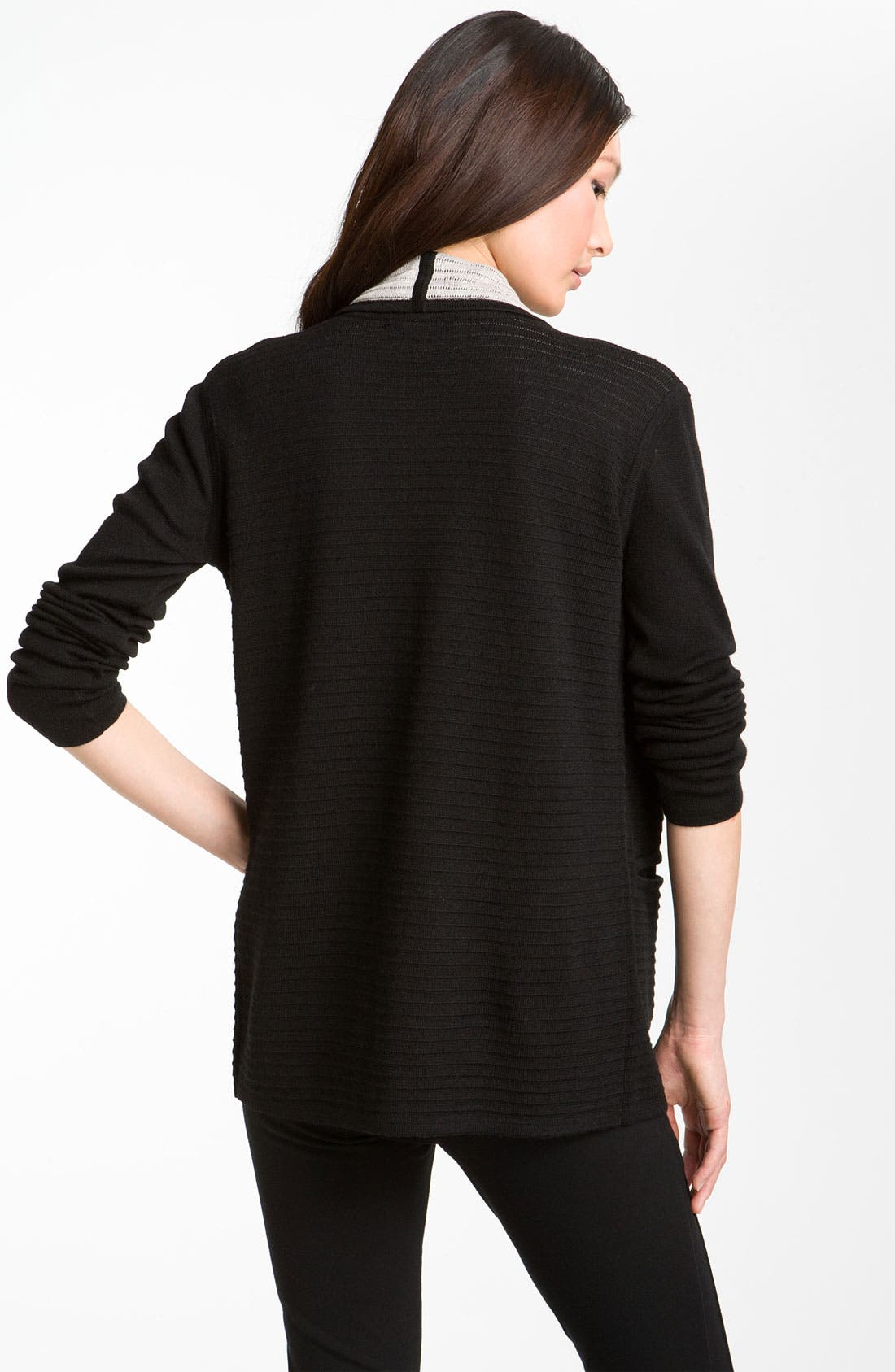 Alternate Image 2  - Rachel Roy Milano Knit Cardigan