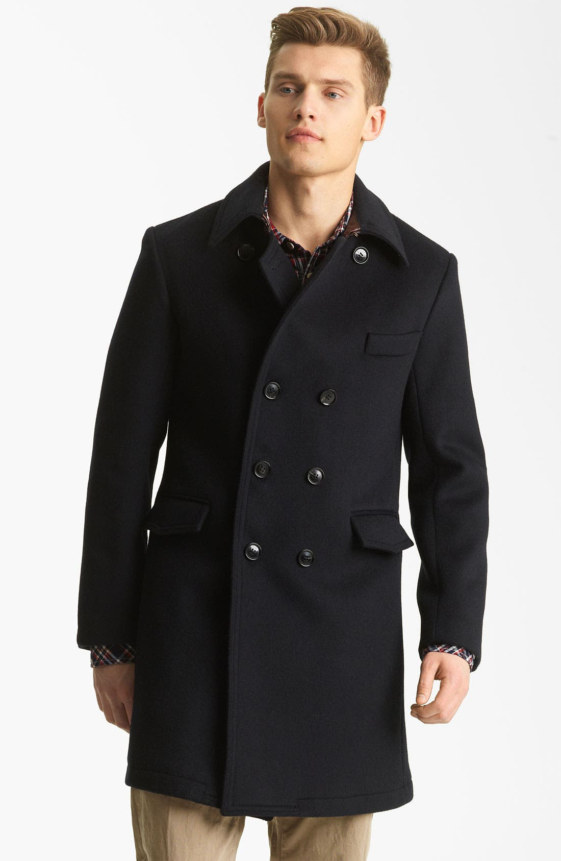 Main Image - Billy Reid 'Bowery' Coat