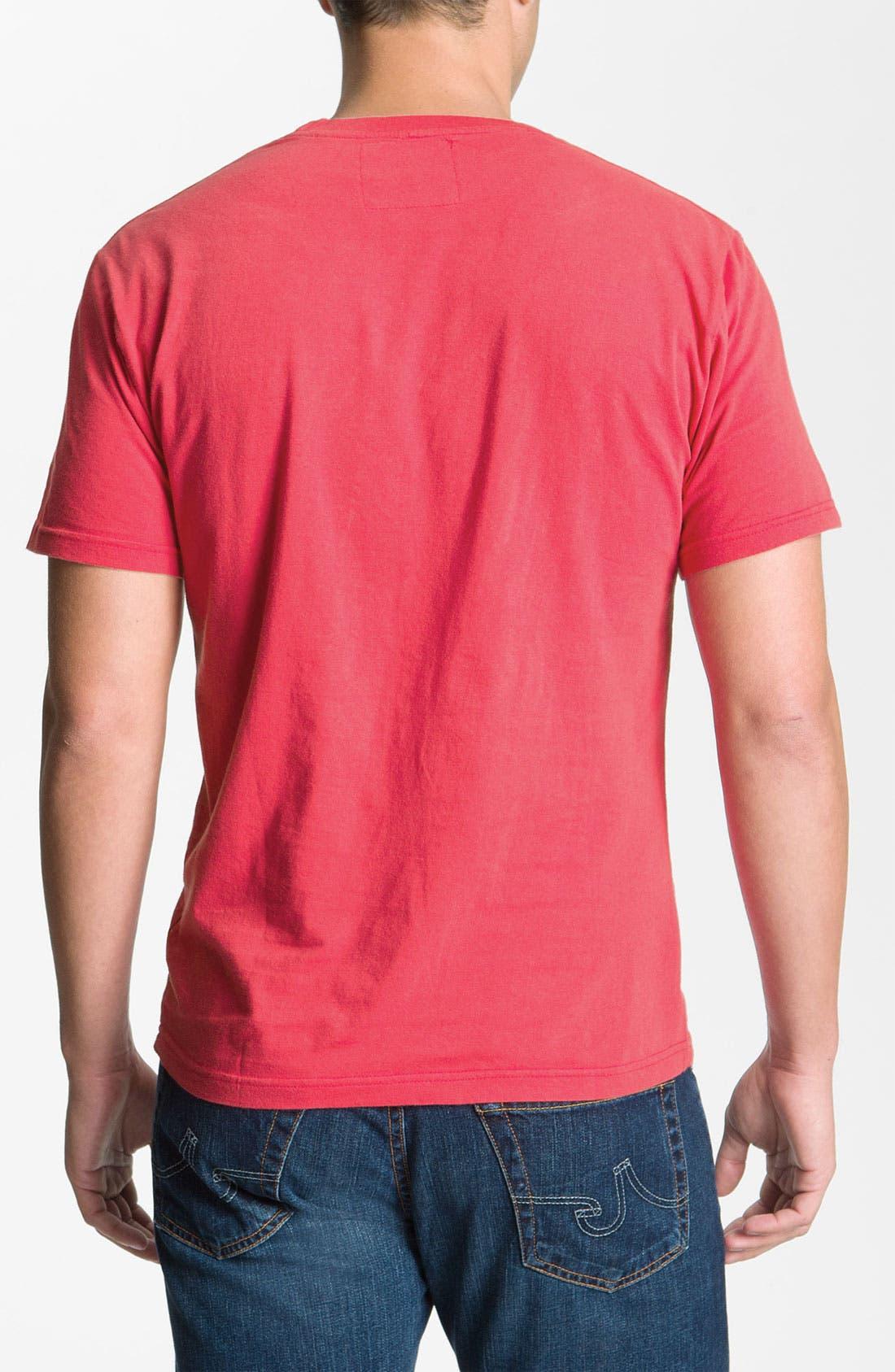 Alternate Image 2  - Red Jacket 'Hiroshima Toyo Carp' Regular Fit Crewneck T-Shirt