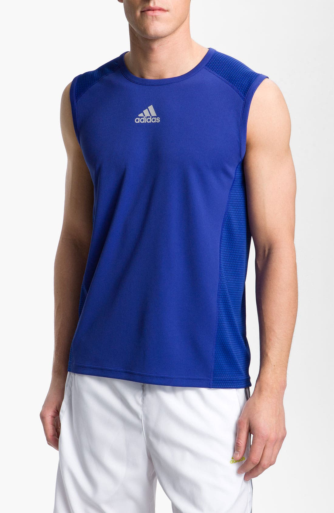 Alternate Image 1 Selected - adidas 'Sequencials' T-Shirt
