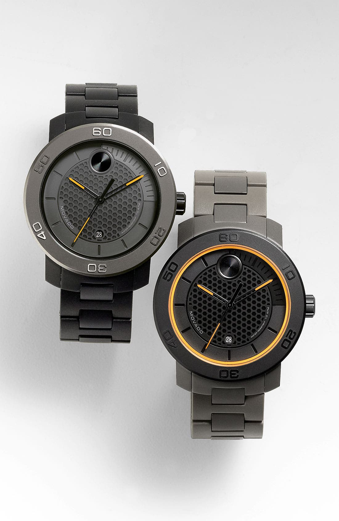 Alternate Image 2  - Movado 'Bold' Bracelet Watch, 46mm