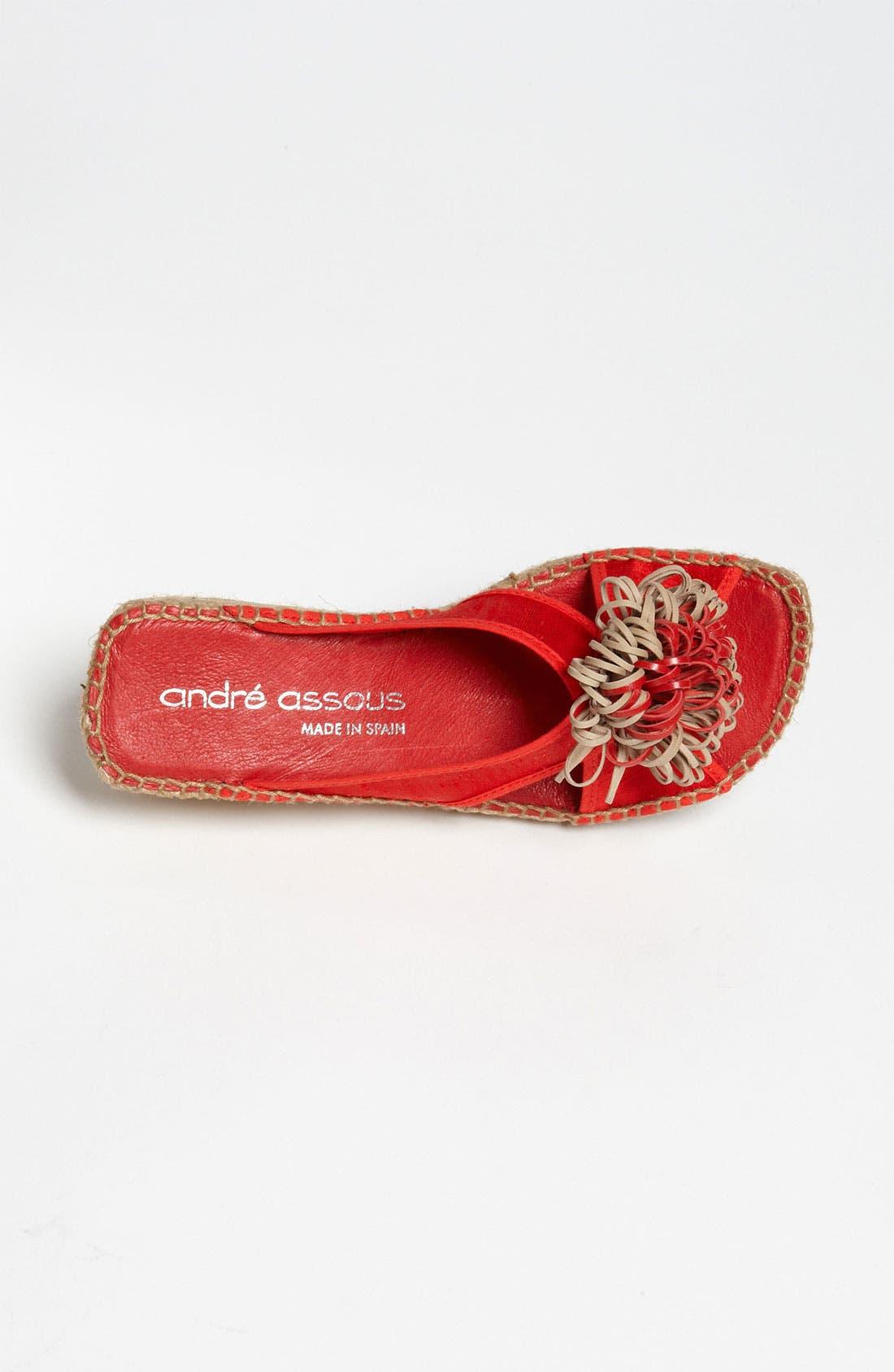 Alternate Image 3  - André Assous 'Reo' Sandal