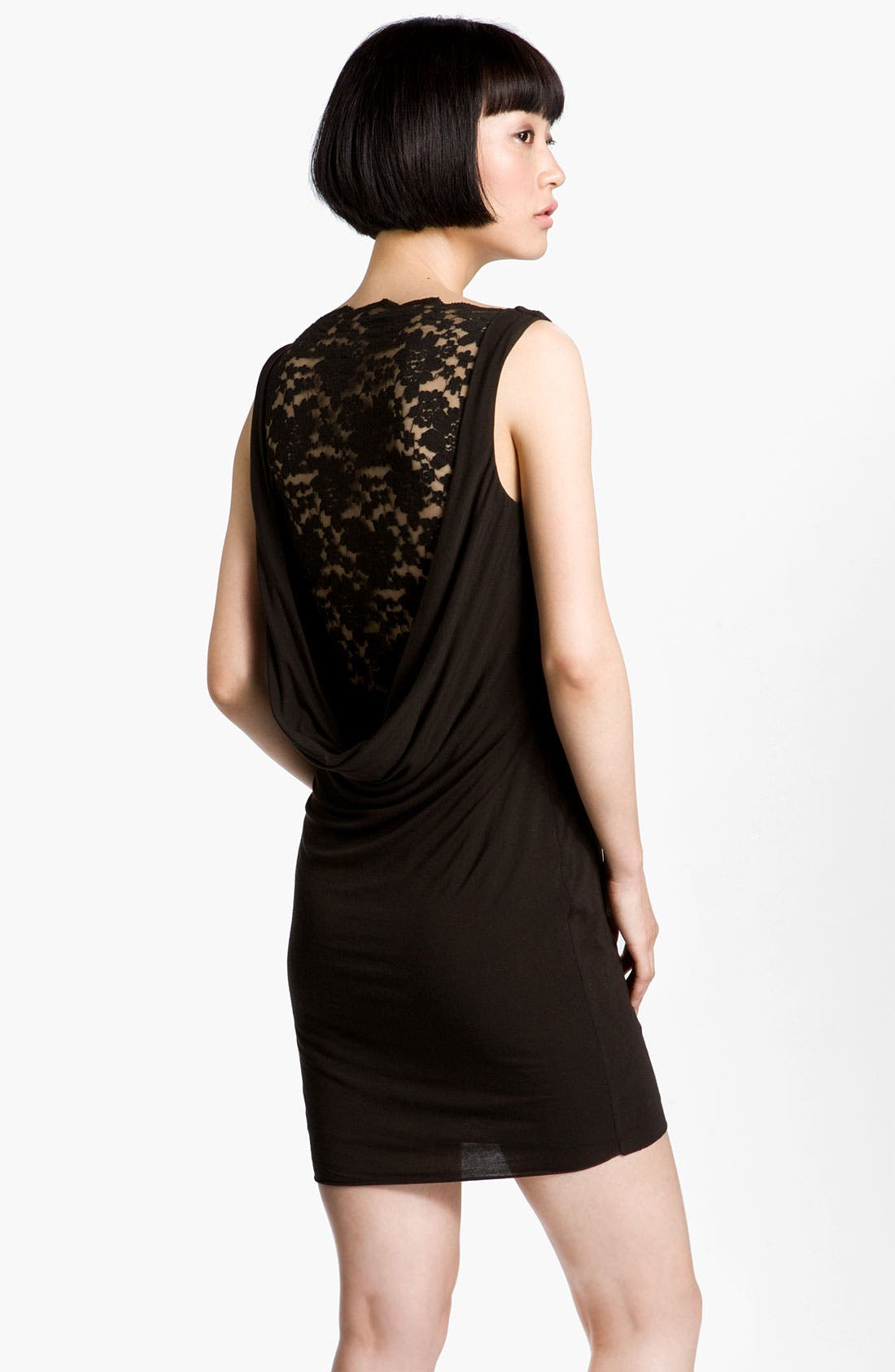 Alternate Image 2  - B44 Dressed by Bailey 44 'Lady Mac Beth' Lace Back Tank Dress