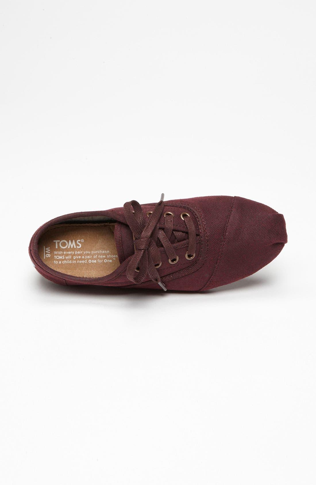Alternate Image 3  - TOMS 'Cordones - Colton' Sneaker (Women)