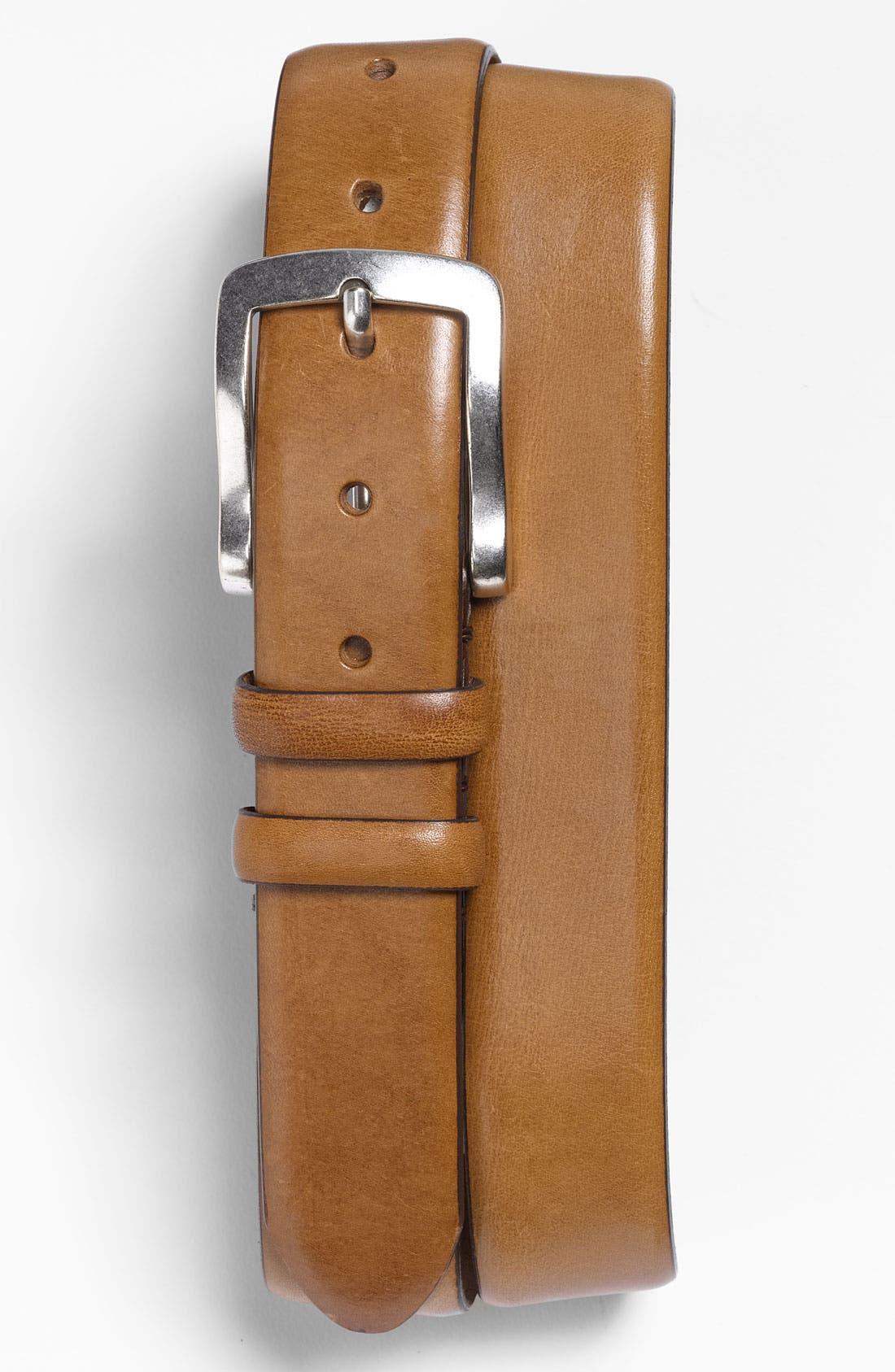 Alternate Image 1 Selected - Will Leather Goods 'Artisan' Belt