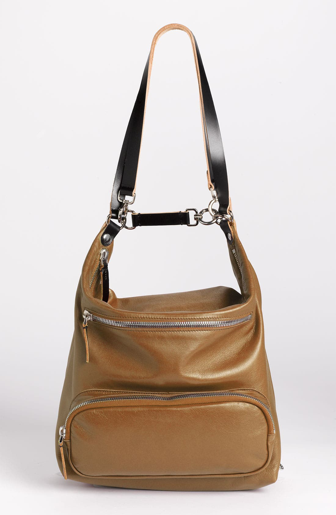 Main Image - Marni Leather Shoulder Bag