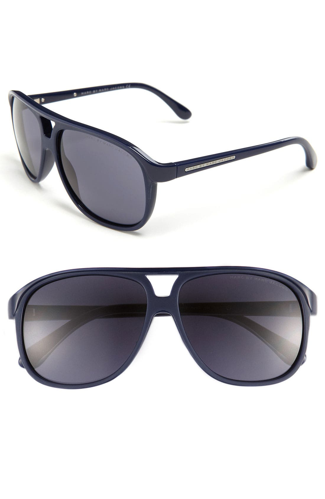 Main Image - MARC BY MARC JACOBS 59mm Retro Sunglasses