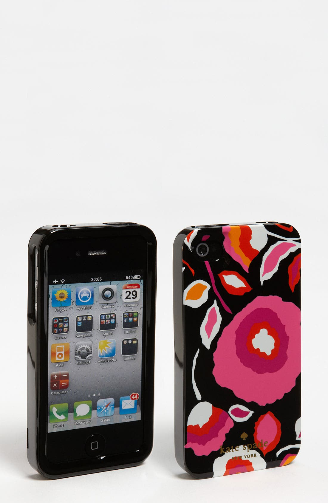 Alternate Image 1 Selected - kate spade new york iPhone 4 & 4S case