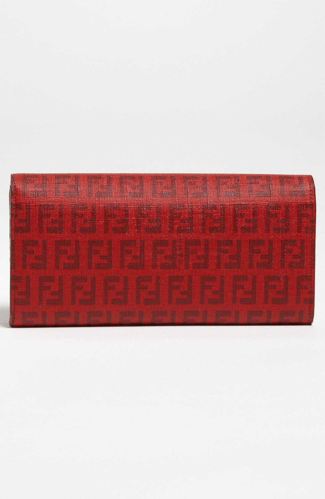 Alternate Image 4  - Fendi 'Forever Flowers' Continental Wallet