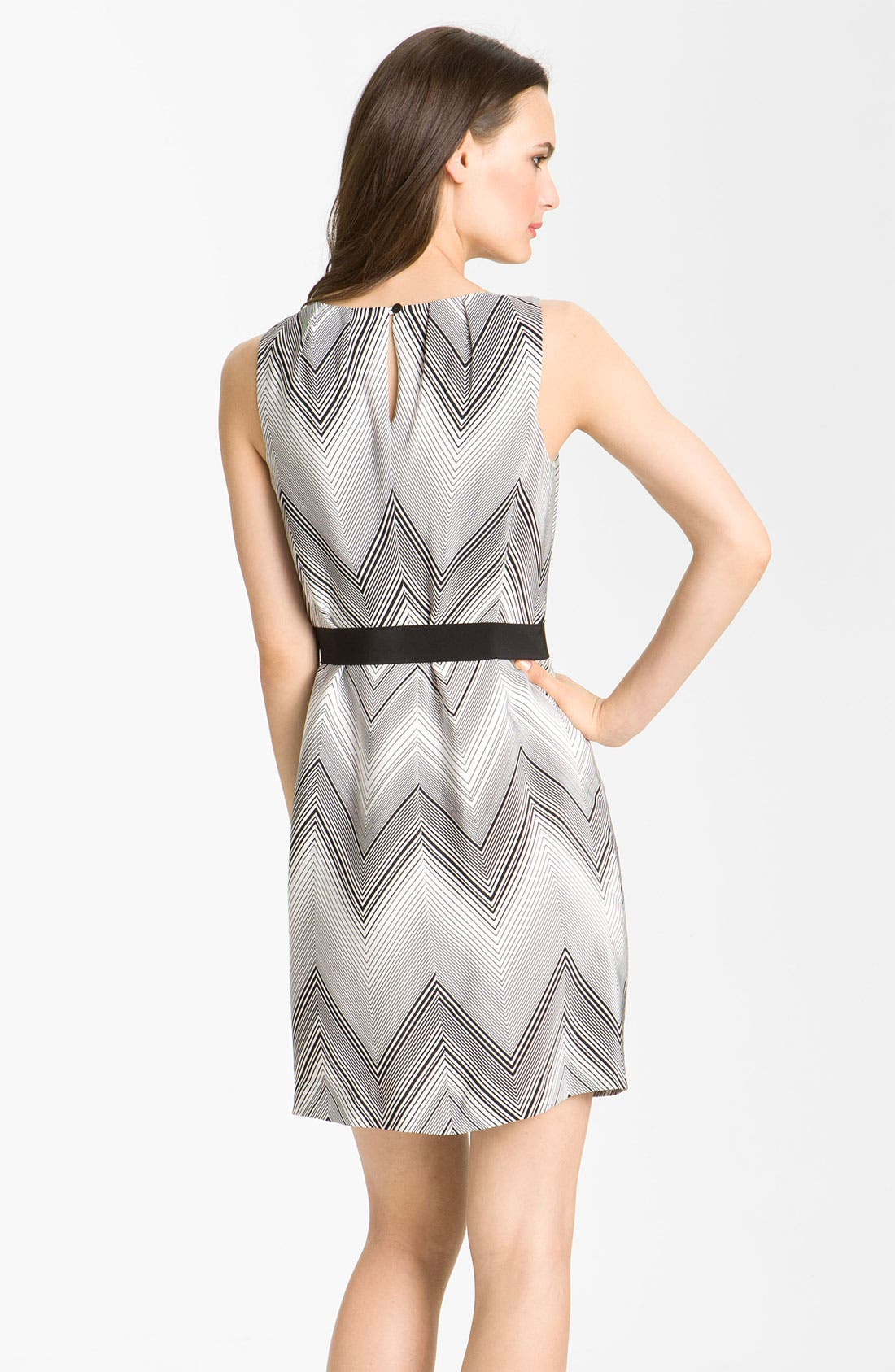 Alternate Image 2  - Trina Turk 'Thistle' Sleeveless Dress