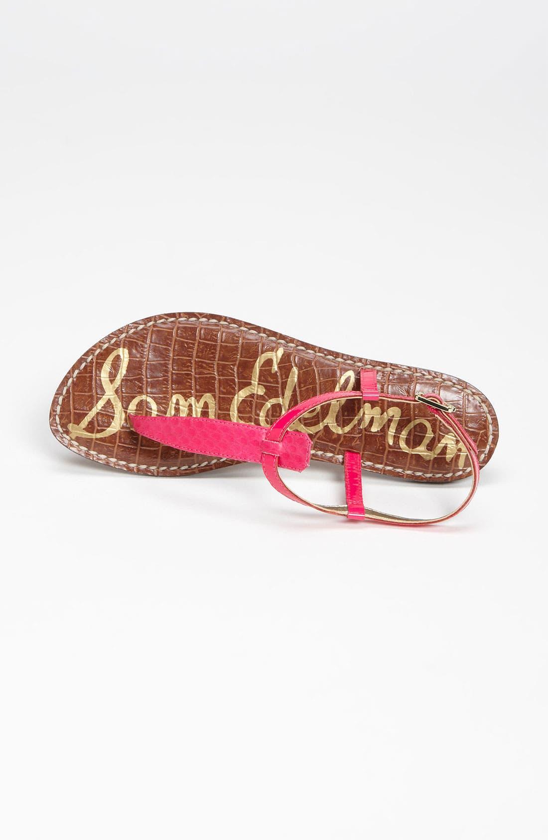 Alternate Image 3  - Sam Edelman 'Gigi' Sandal (Women) (Exclusive Color)