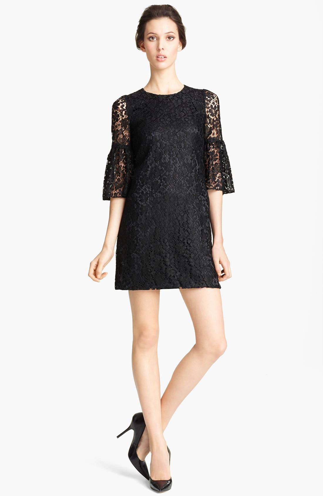 Alternate Image 1 Selected - Dolce&Gabbana Lace Dress