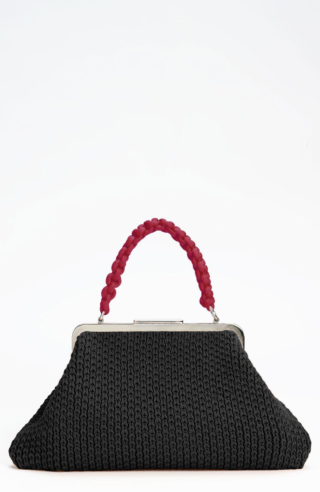 Alternate Image 1 Selected - Marni Fabric Frame Bag