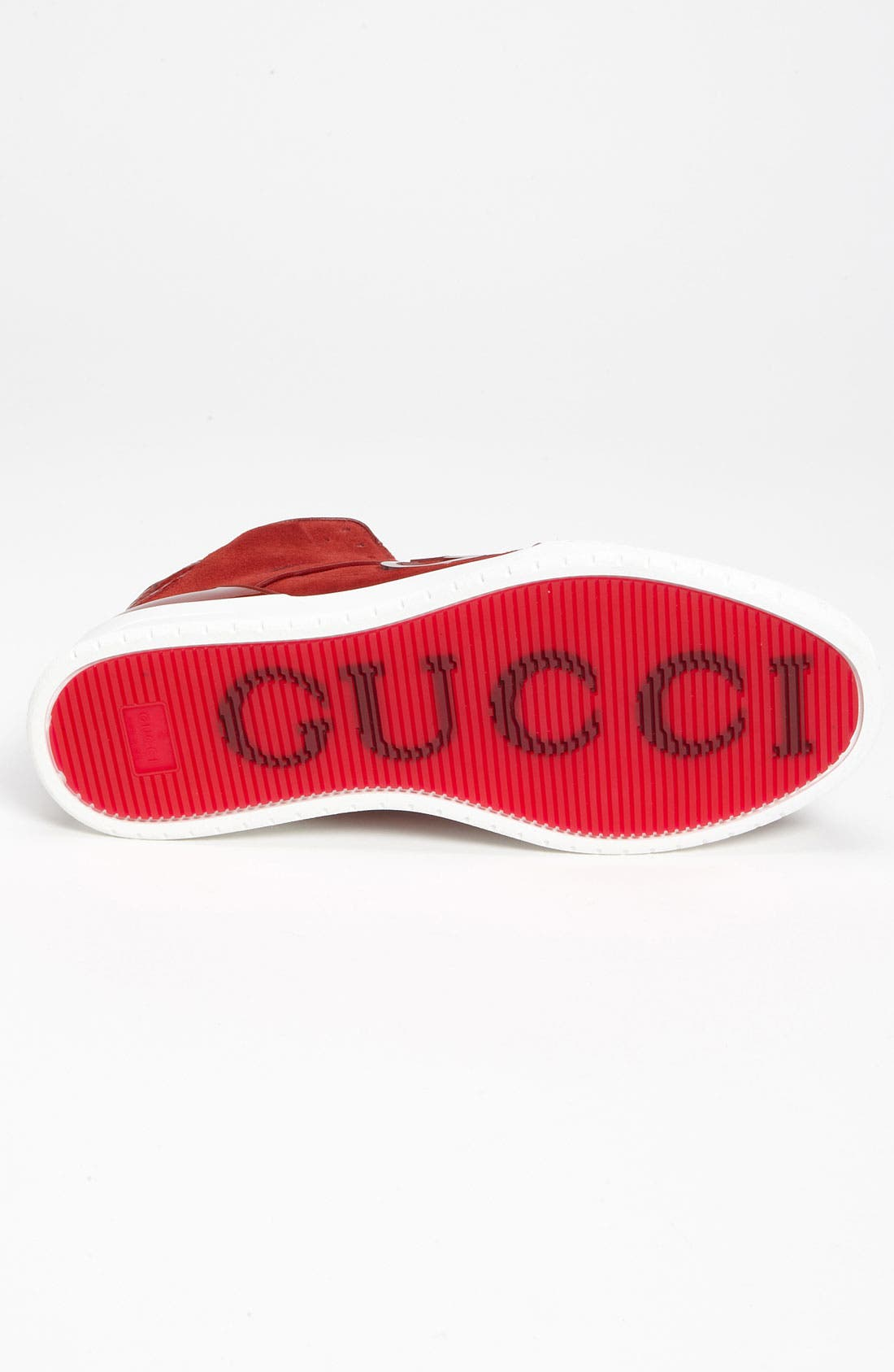 Alternate Image 4  - Gucci 'Rebound' High Top Sneaker