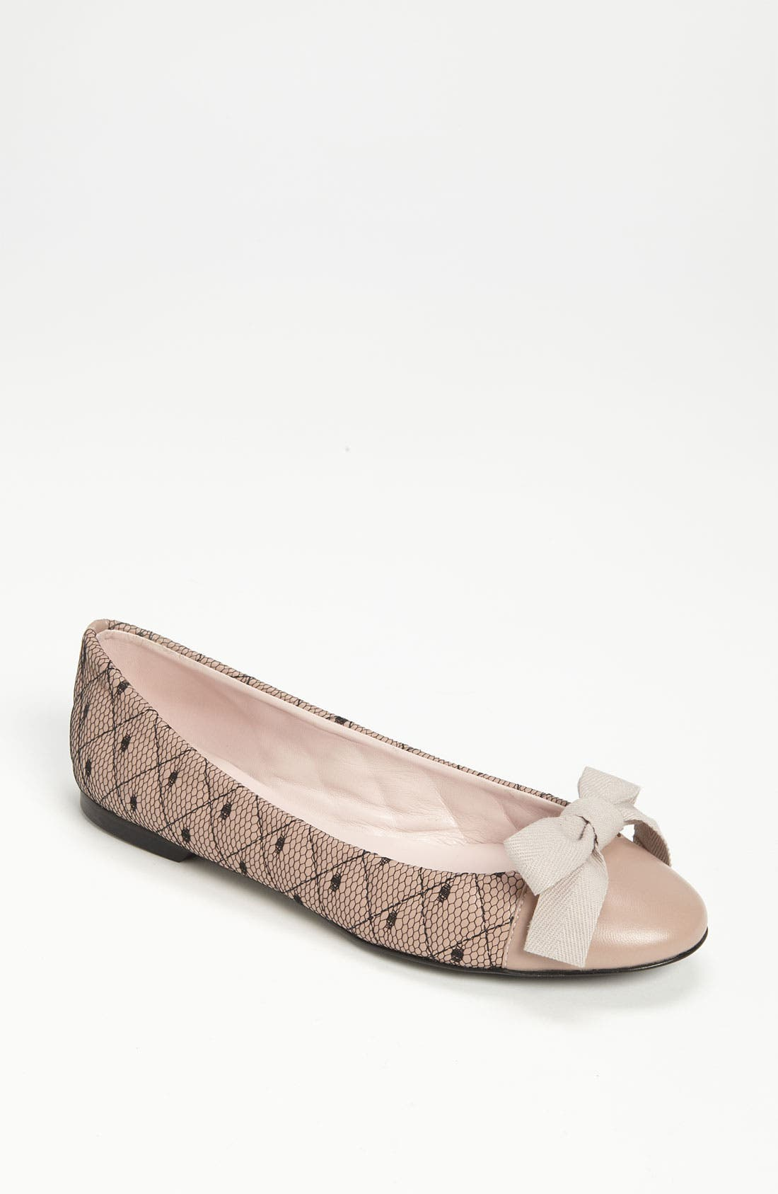 Alternate Image 1 Selected - RED Valentino 'Bow' Flat