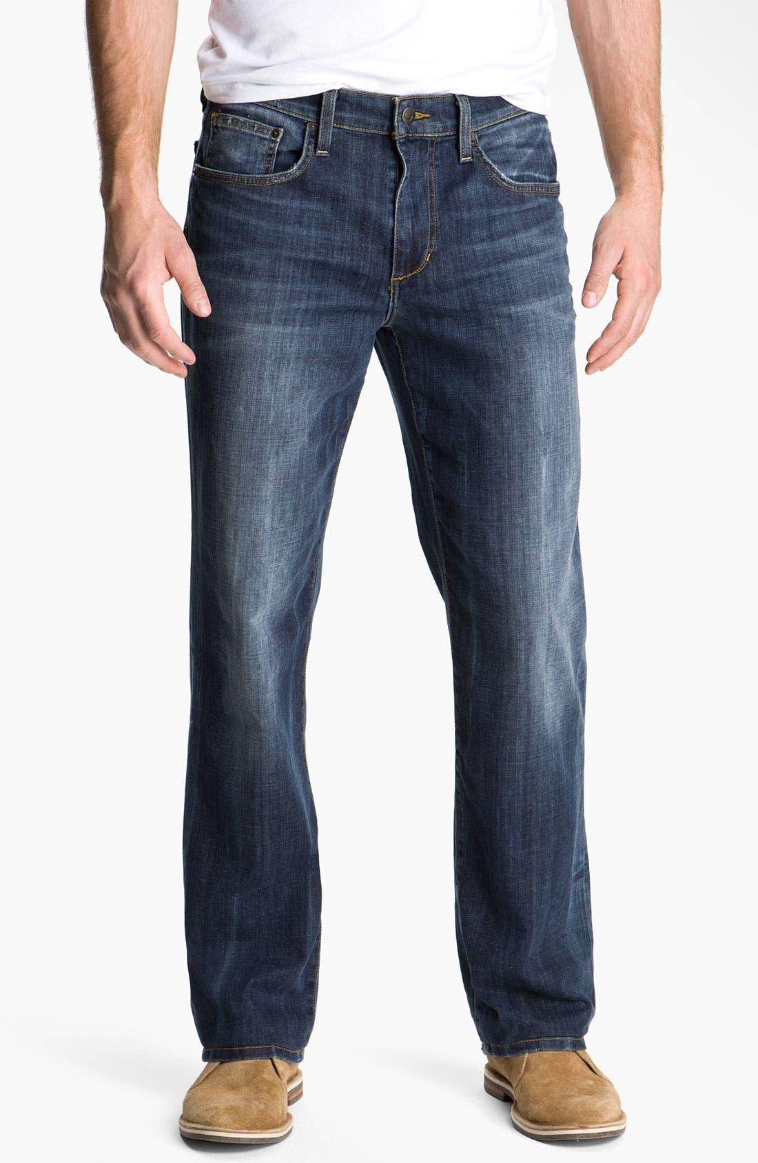 Alternate Image 2  - Joe's 'Rebel' Relaxed Fit Jeans (Miller)