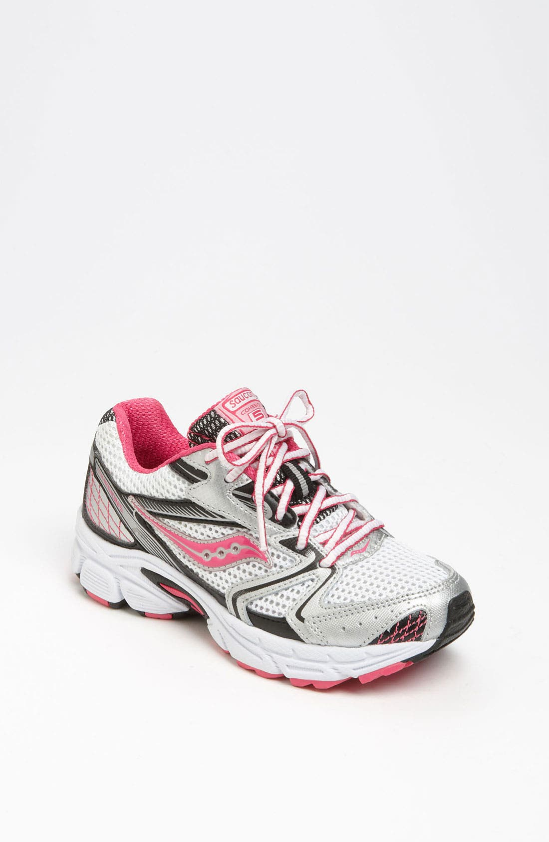 Alternate Image 1 Selected - Saucony 'Cohesion' Running Shoe (Toddler, Little Kid & Big Kid)