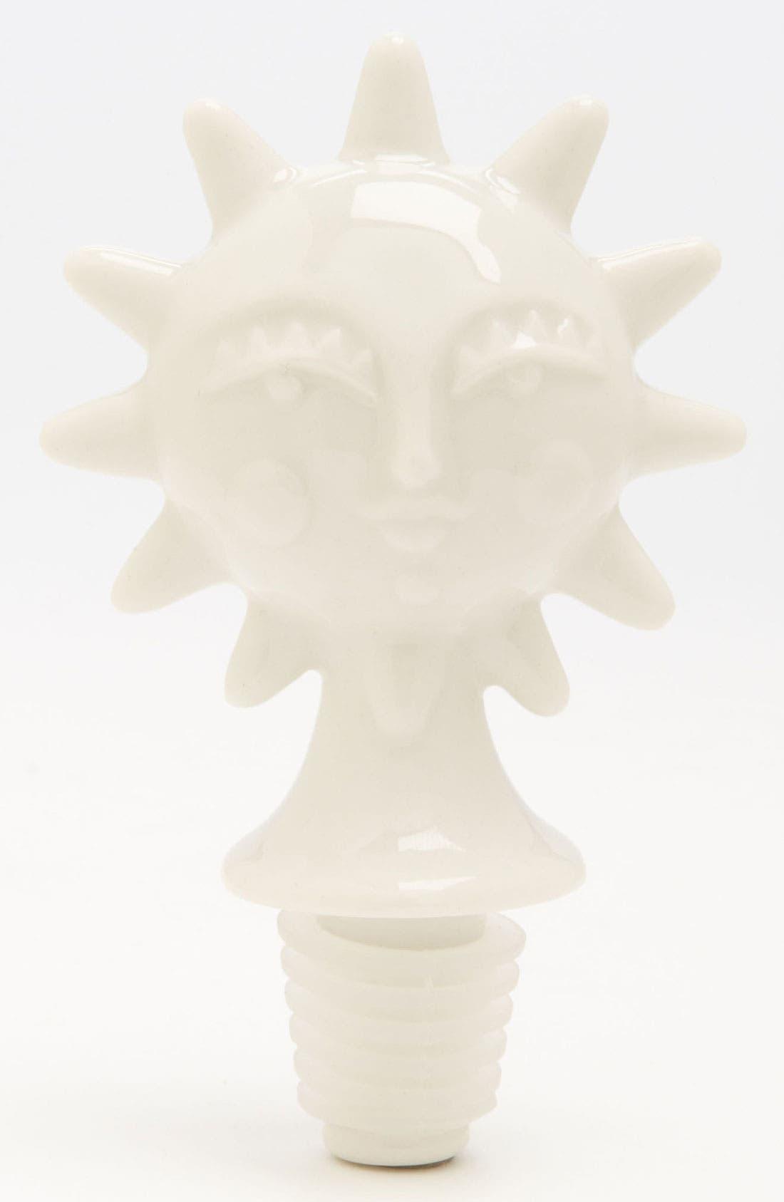 Main Image - Jonathan Adler 'Utopia Sun' Bottle Stopper