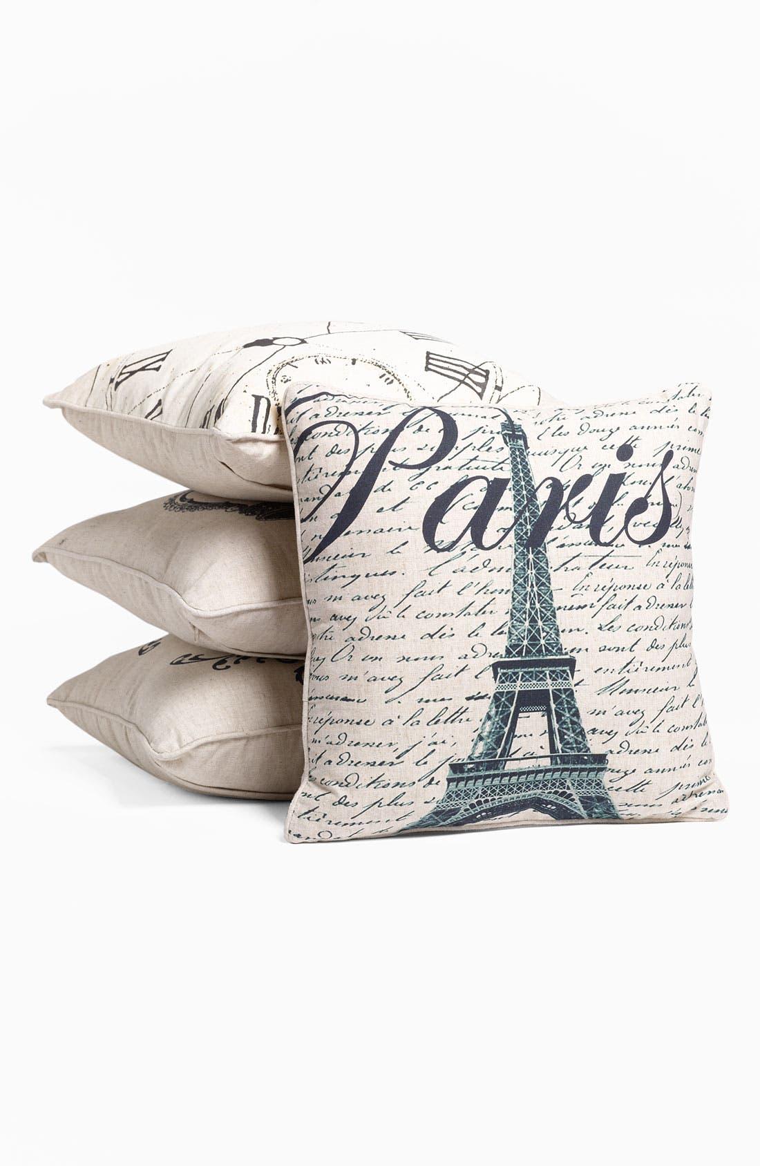 Alternate Image 2  - C & F 'Paris' Pillow