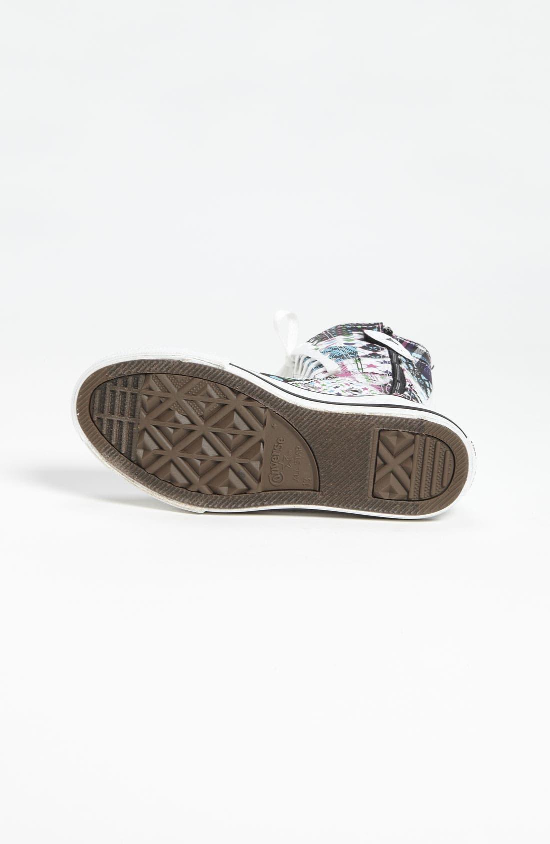 Alternate Image 4  - Converse 'X-HI' Tall Sneaker (Toddler, Little Kid & Big Kid)