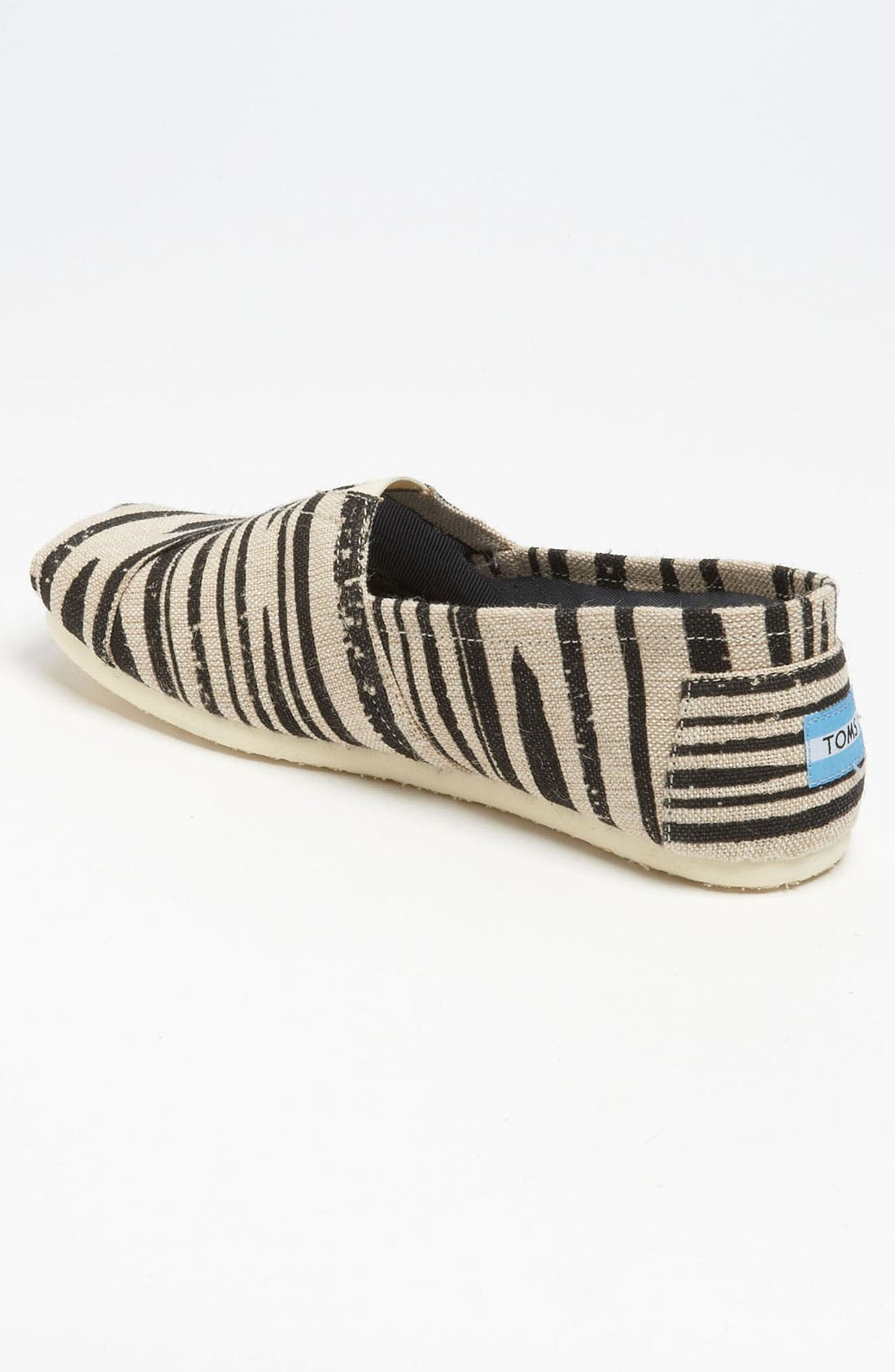 Alternate Image 2  - TOMS 'Classic -Print' Slip-On (Men)
