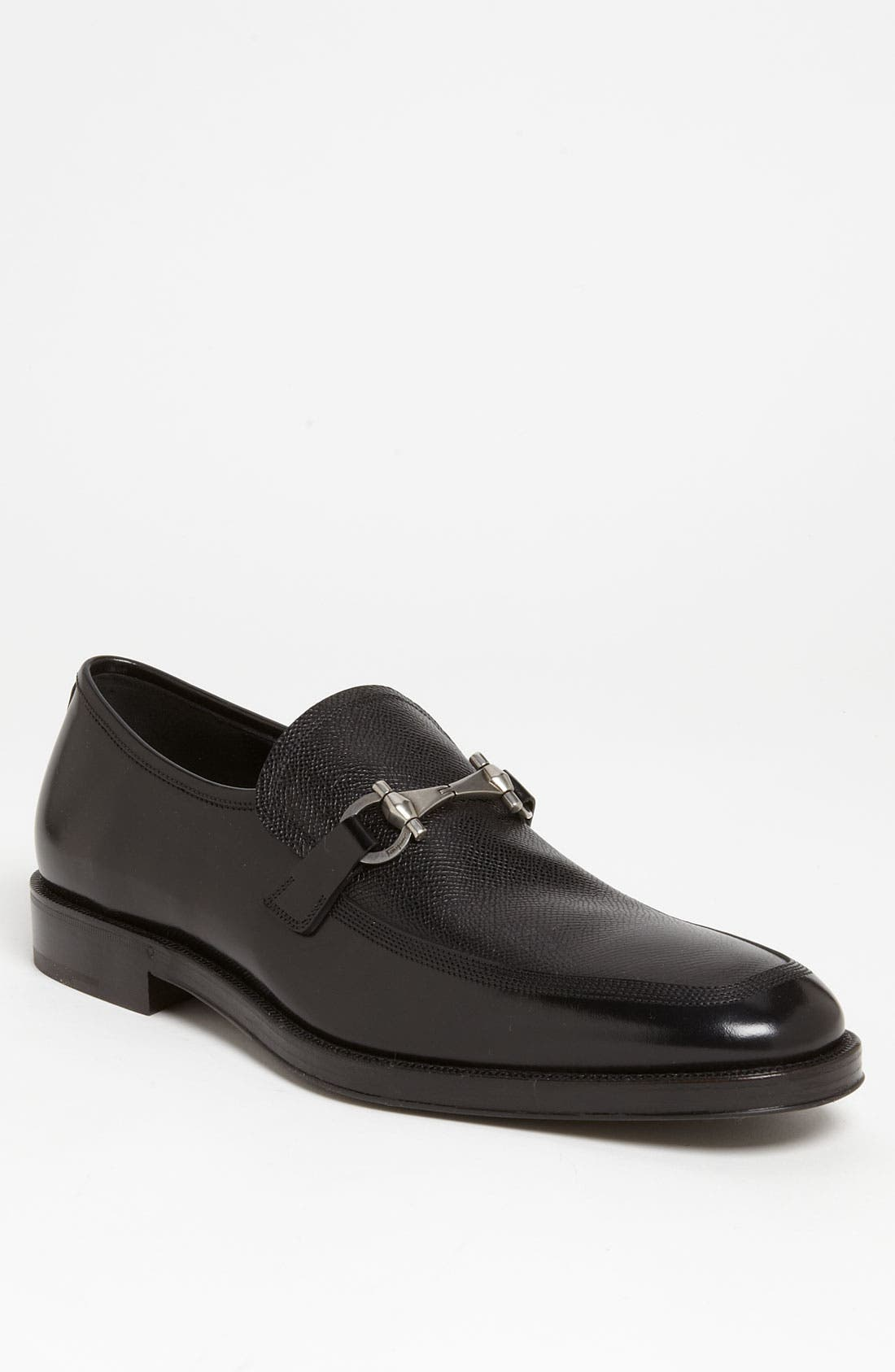 Alternate Image 1 Selected - Salvatore Ferragamo 'Asmara' Bit Loafer