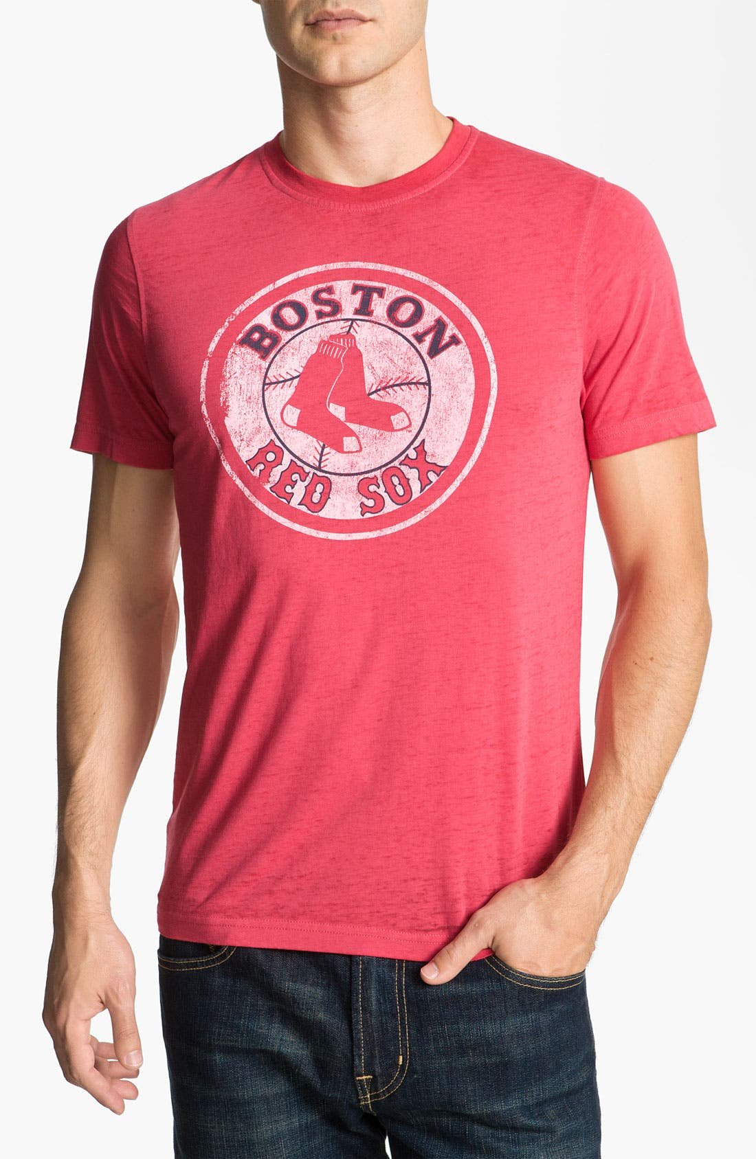 Alternate Image 1 Selected - Red Jacket 'Red Sox - Greenwood' T-Shirt