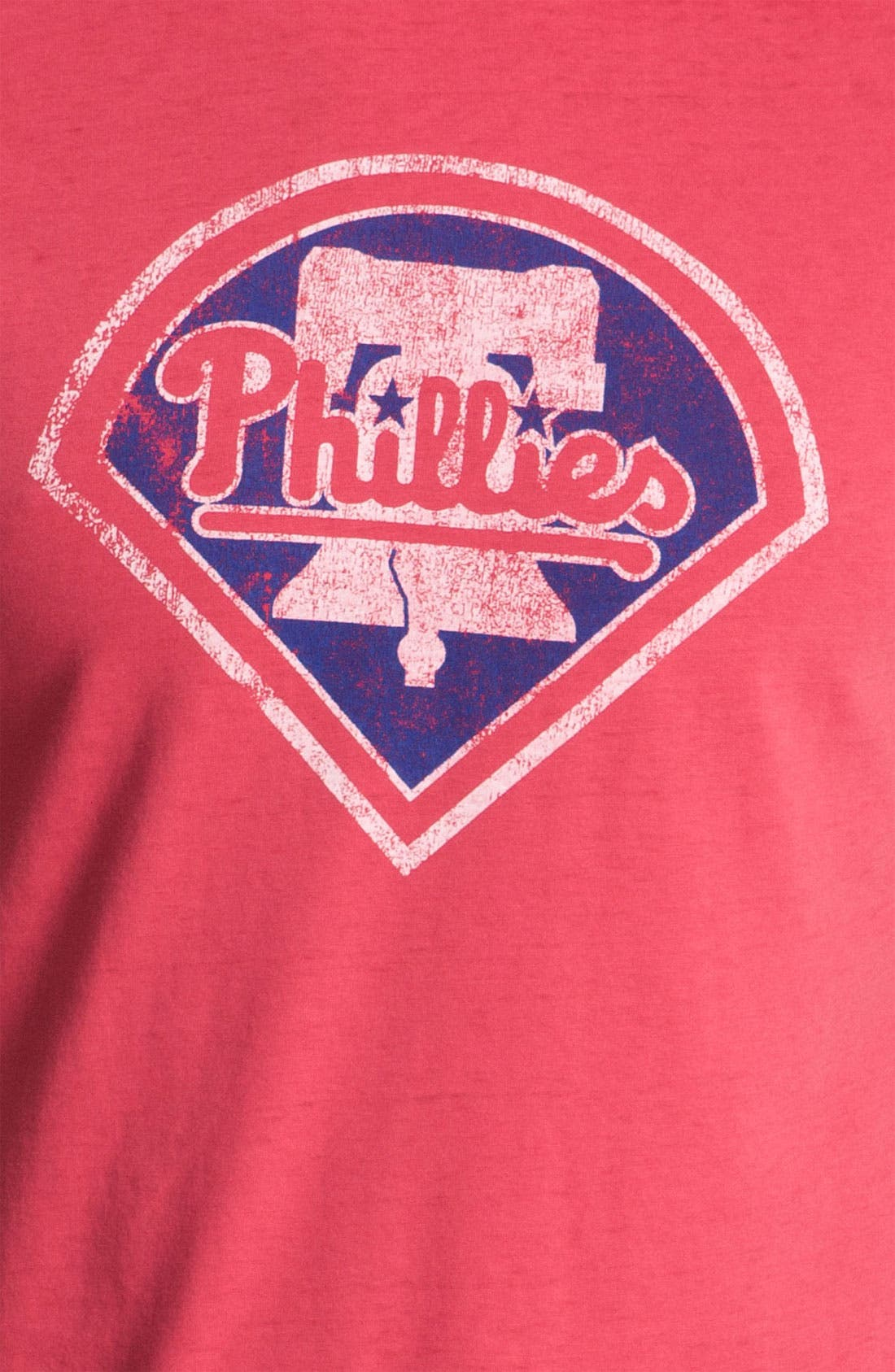 Alternate Image 3  - Red Jacket 'Phillies - Greenwood' T-Shirt