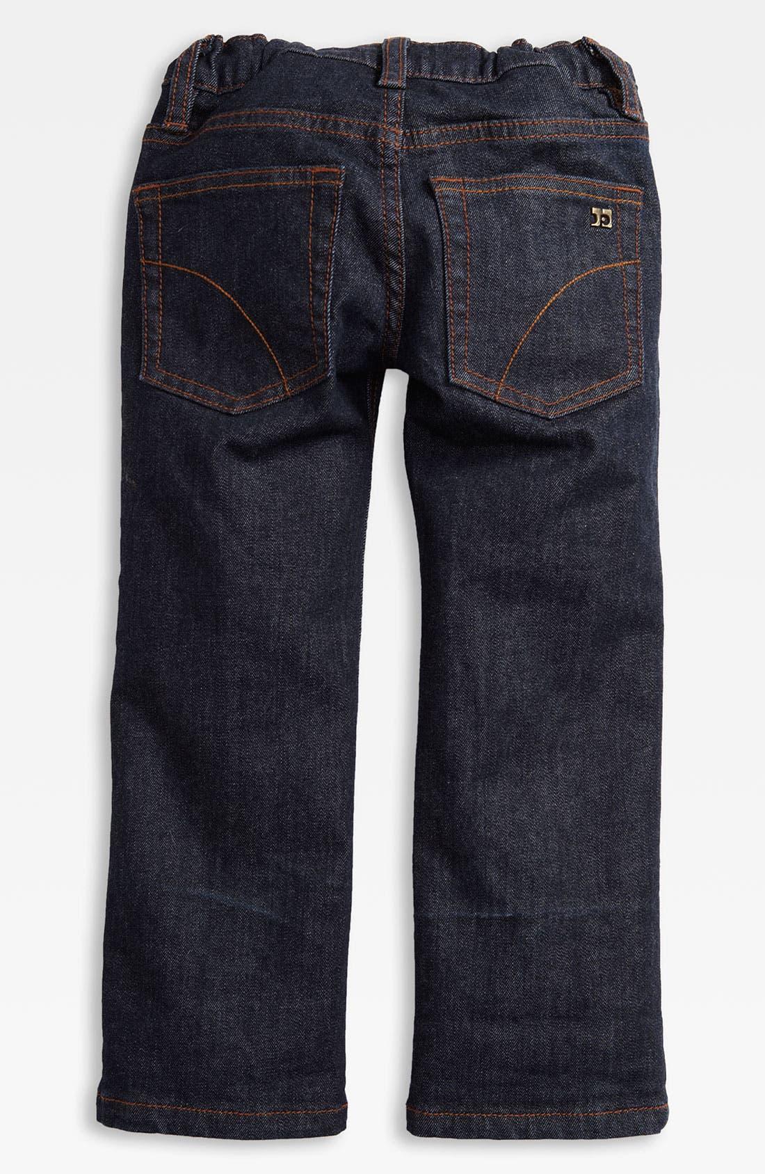 Main Image - Joe's 'Brixton' Skinny Jeans (Toddler)
