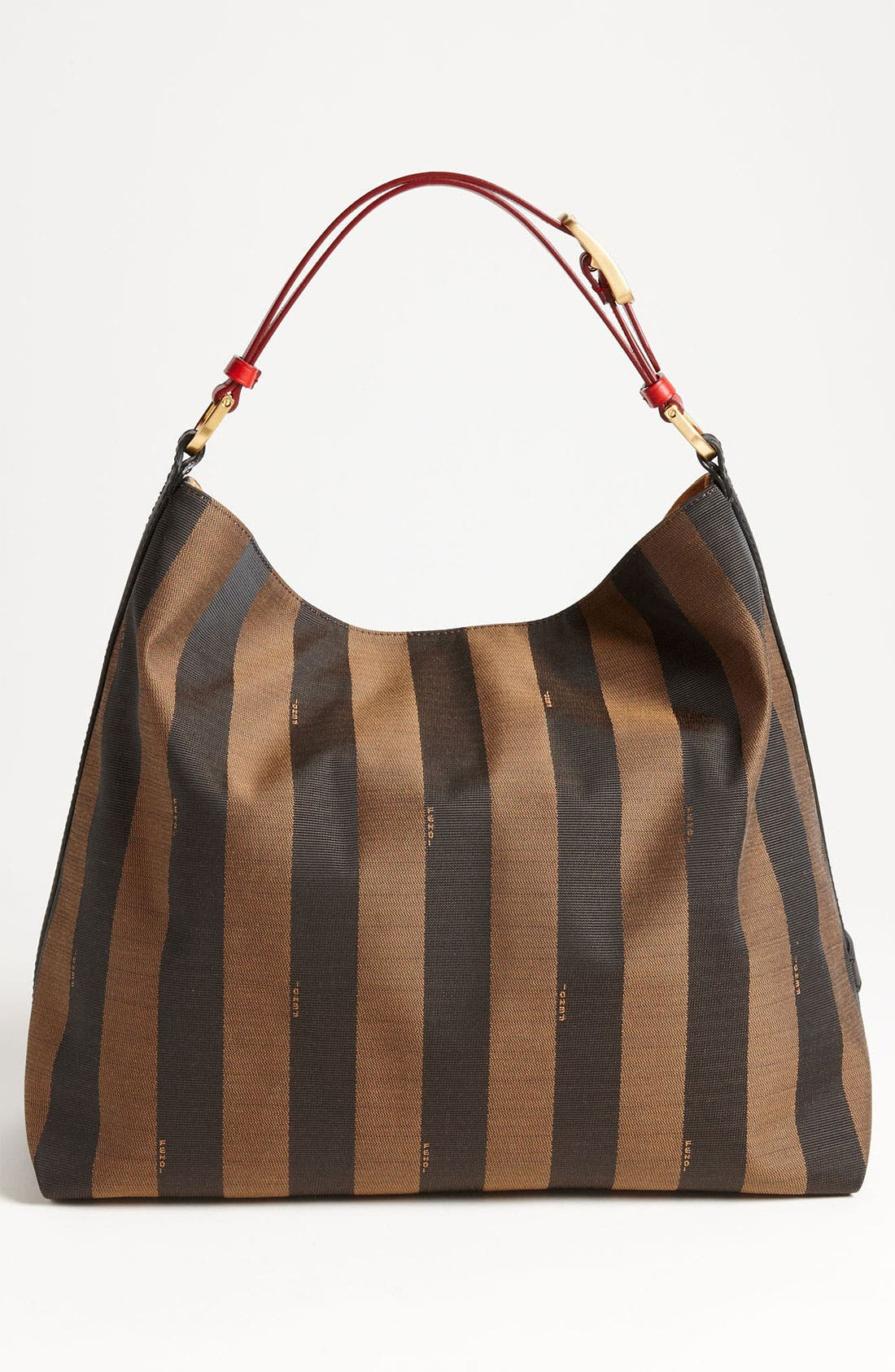 Alternate Image 4  - Fendi 'Pequin' Hobo