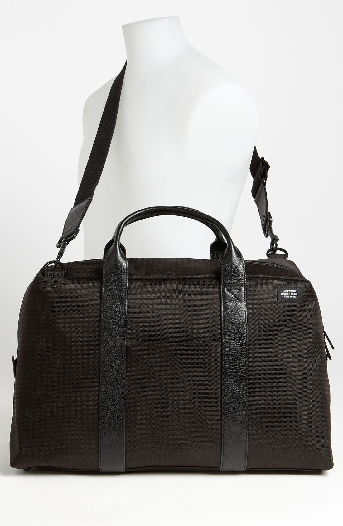 Alternate Image 4  - Jack Spade 'Wayne' Nylon Duffel Bag