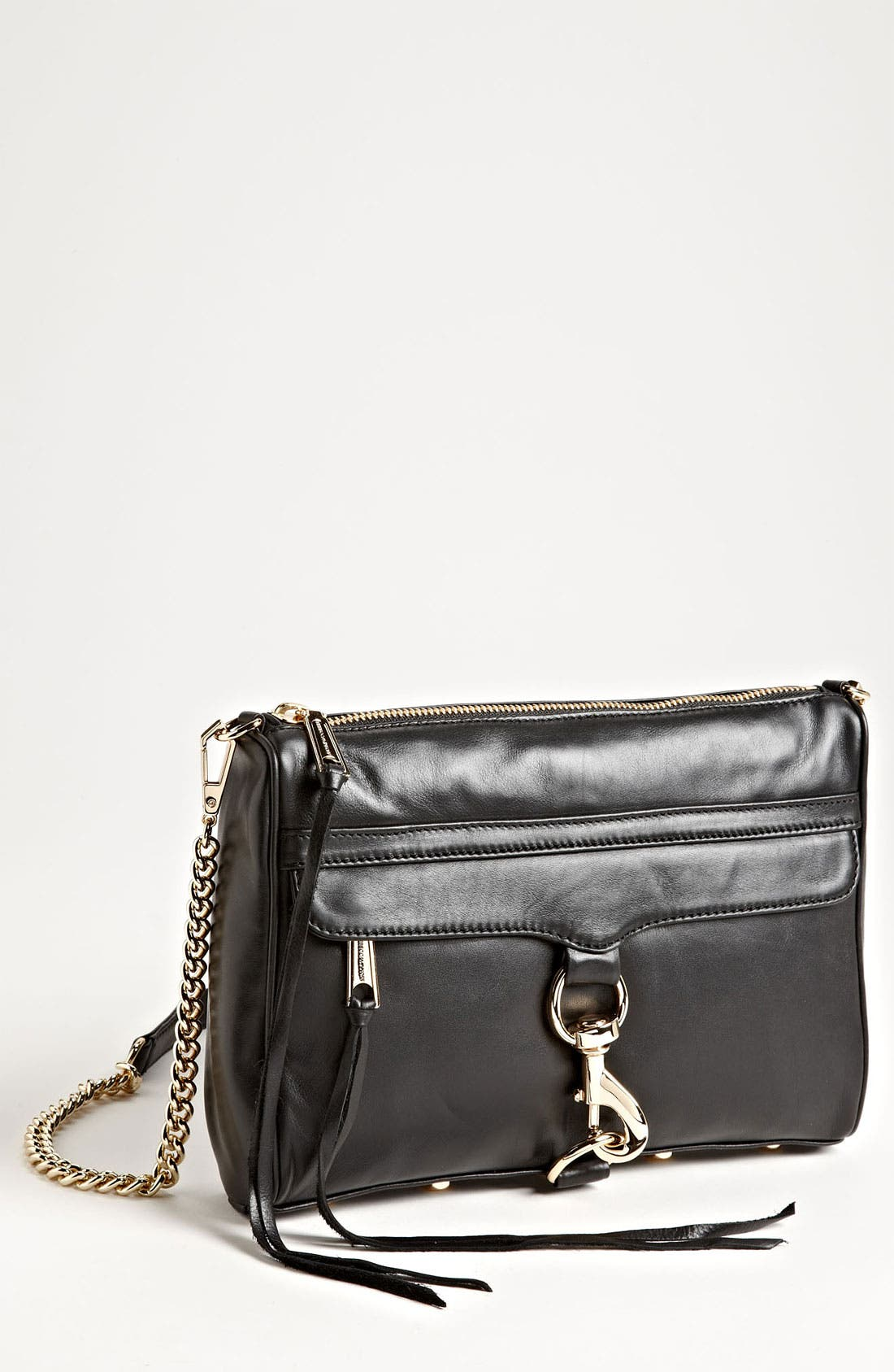 'MAC' Convertible Crossbody Bag,                         Main,                         color, Black