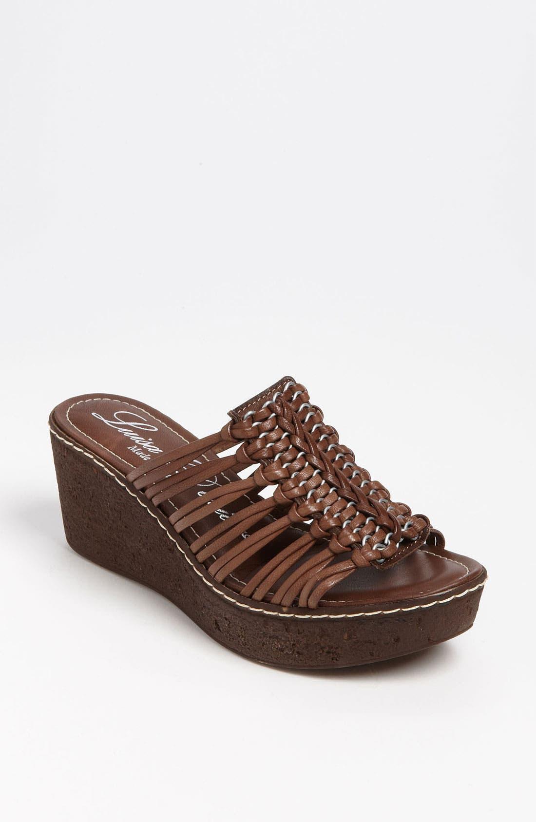 Alternate Image 1 Selected - Luisa D'orio 'Design' Sandal
