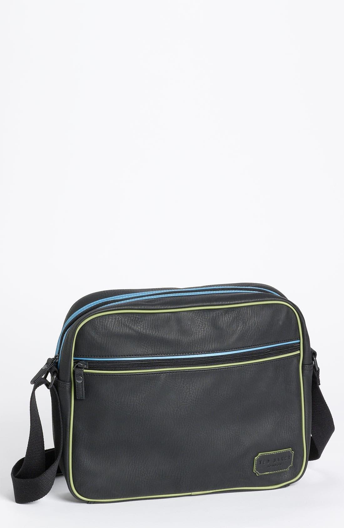 Alternate Image 1 Selected - Ted Baker London 'Despatch' Messenger Bag